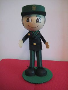 FOFUCHAS NOE: Fofucho Guardia Civil