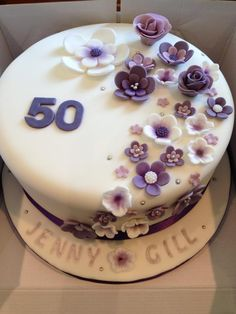 90th Birthday Cakes, Birthday Wishes Cake, Cake Icing, Fondant Cakes, Cupcake Cakes, Chef Cake, Cake Decorating Designs, Mothers Day Cake, Butterfly Cakes