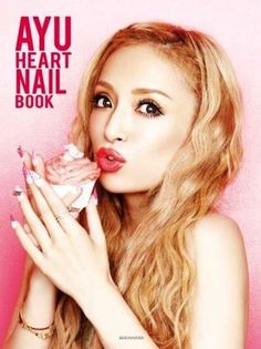 Ayumi Hamasaki is a hard worker, overcome a lot, and is inspiring.  Why didn't I see this before.