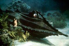 "The Nautilus, ""20,000 Leagues Under The Sea"" (1954)"