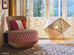 Oriental Style Interior Design in Amsterdam Apartment | Interior Design Files