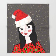 Christmas with you Throw Blankets, Throw Pillows, Painting For Kids, Printmaking, Ipad, Laptop, Leggings, Art Prints, Mugs
