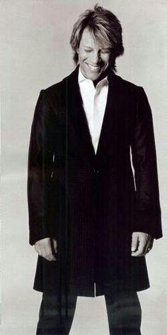 Bon Jon Bovi, a voice like licorice... You want to make a memory... big cinema...