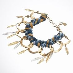 Feather bracelet / ShopStyle: Agete ブレスレット ファースト