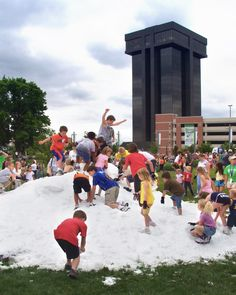 Snowfest set for June 23 at Jordan Valley Park | Springfield, Missouri