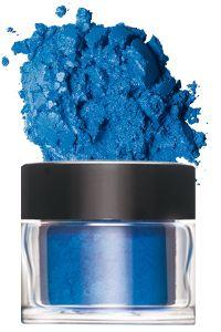 CND Additives: Pigment Effect in Cerulean Blue