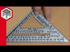 [Video] After Watching This, You'll Never Tackle A Job Without A Speed Square Again! - Page 2 of 2 - BRILLIANT DIY