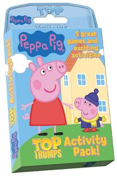 Top trumps Activity Pack - Peppa Pig: Amazon.co.uk: Toys & Games