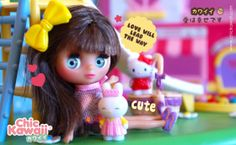 Cute, lovely and kawaii Blythe!