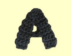 Easy to crochet letter pattern free been there crocheted that easy to crochet letter pattern free been there crocheted that pinterest crochet letters pattern crochet letters and letter patterns thecheapjerseys Images