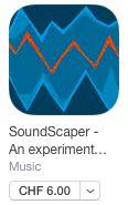 Soundscaper  experimentell