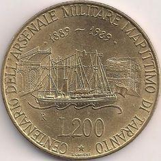 Wertseite: Münze-Europa-Südeuropa-Italien-Lira-200.00-1989