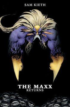 Sam Kieth's The Maxx Returns at Denver Comic Con - Bleeding Cool - Jasmin Star Wars Poster, Star Wars Art, Star Trek, Comic Movies, Comic Books Art, Comic Book Tattoo, Comic Pictures, Comic Pics, Planet Comics
