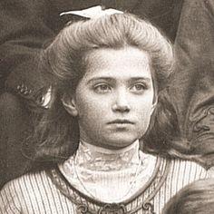 Grand Duchess Maria Nikolaevna of Russia in Germany, 1910.