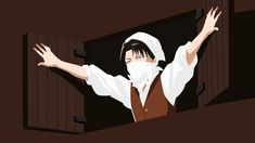 Wallpaper Pc Anime, Cute Desktop Wallpaper, Wallpaper Animes, Aesthetic Desktop Wallpaper, Animes Wallpapers, Shingeki No Kyojin Wallpaper, Attack On Titan Aesthetic, Animes Yandere, Minimalist Wallpaper