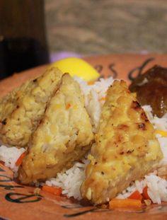 Lemony Tempeh | The Lazy Vegan Baker