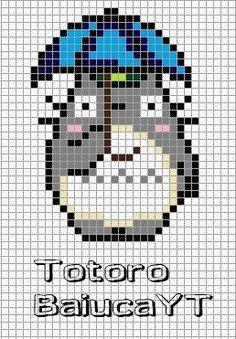 Yahoo!検索(画像)で「アイロンビーズ 図案 トトロ」を検索すれば、欲しい答えがきっと見つかります。
