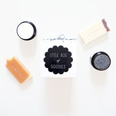 Little Goodies Gift Box Favourites  Soap Body by viceandvelvet, $18.50