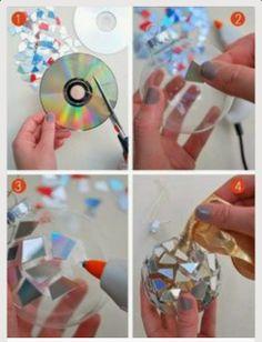 3 DIY de decoración http://ariadnagarciabermudez.blogspot.com.es/2013/12/3-diy-de-decoracion.html