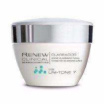 Creme Clareador Facial Avon Renew Clinical