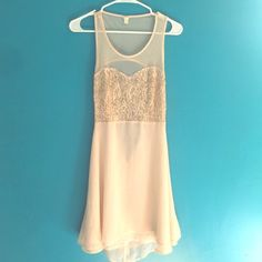 Cut out back dress Size medium. Super cute. No holes or stains. Dresses