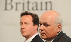 'exploded with rage' OOOOO Scary ! David Cameron's shocking tirade at 'fraud' IDS over his resignation