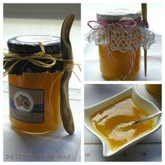 Mermelada de Albaricoque al Aroma de Vainilla y Canela