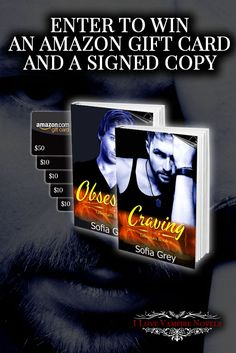 Win Signed Copies and an Amazon Gift Card from Bestselling Author Sofia Grey http://www.ilovevampirenovels.com/giveaways/win-50-amazon-gift-card-author-apryl-baker/?lucky=415561