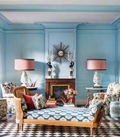 Fashion designer Jorge Vazquez's Madrid Home
