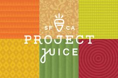 Project Juice // integrated branding by CDA // chendesign.com