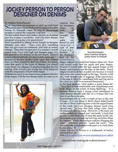 Page 9 of SMJ Magazine Fall Issue! GET INSPIRED, we hope you love it as much as we do! ♥
