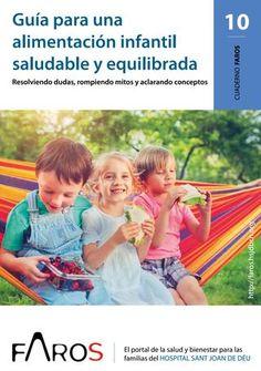 Acceso gratuito. Guía para una alimentación infantil saludable y equilibrada.