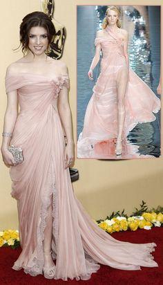 Elie Saab Dress 2010 Oscars- Anna Kendrick