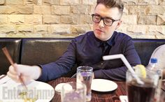 See more snapshots from Sam Smith's day in NYC here: http://www.ew.com/ew/gallery/0,,20598265_20826713,00.html
