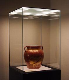 Lighting in Idemitsu Museum of Arts