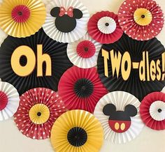 Oh Two-dles! Theme Backdrop, Oh Two-dles Birthday Party, Oh-Twodles Party Ideas, Mickey Mouse Birthday, Twin Birthday Ideas, Second Birthday Ideas, Dessert Table Ideas, Mickey Clubhouse Decorations