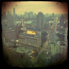 skyline, b'klyn, new york
