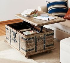 Kaplan Lift Trunk #potterybarn