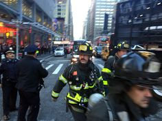New York Explosion Empties Busy Transit Hub; Suspect Is in Custody