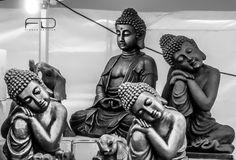 Sleeping Buddahs by Khalid_Fineza  Details
