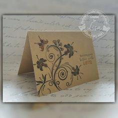 By Lisa Horton Paper Shopping Bag, Card Ideas, Lisa, Container, Birthday, Creative, Cards, Decor, Birthdays