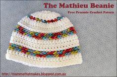 the mathieu beanie - mamathatmakes