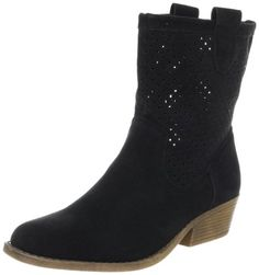 Rampage Women's Weatherly Ankle Boot,Black,8 M US Rampage,http://www.amazon.com/dp/B008HDRGEK/ref=cm_sw_r_pi_dp_8kjjsb0RXHF2J8FW