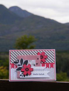 Kaartjie kreatief / Cards creative: Gift cards