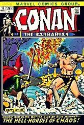 Conan #15 - Conan vs Elric (part 2) - http://leogrin.com/CimmerianBlog