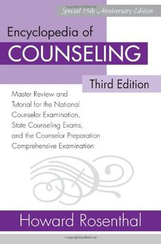 National Counselor Exam and CPCE Study Guides and DVDs