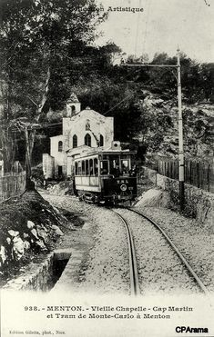 Locomotive, Tramway, Limousin, Different Perspectives, Pathways, Vintage Photos, Vehicle, Outdoor, Old Pictures