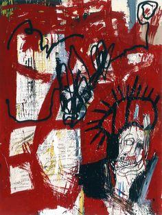 Jean-Michel Basquiat, Untitled, 1981, Art Gallery of Ontario (AGO)