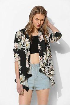 Oh My Love Lily Kimono Jacket