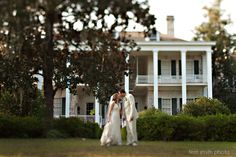 Pebble Hill Plantation Wedding Photo Idea
